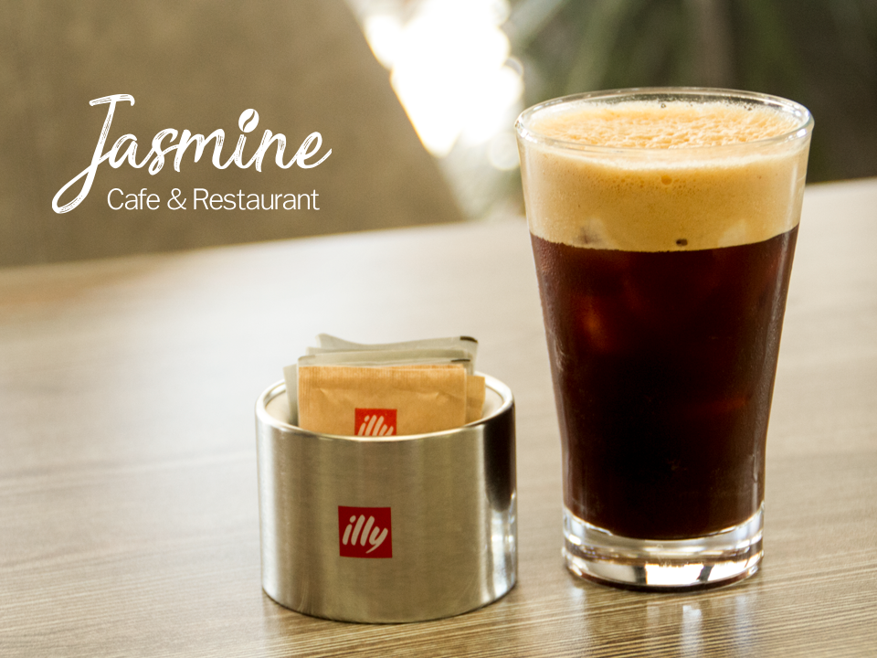 Jasmine Coffee and Restaurant Lakatamia