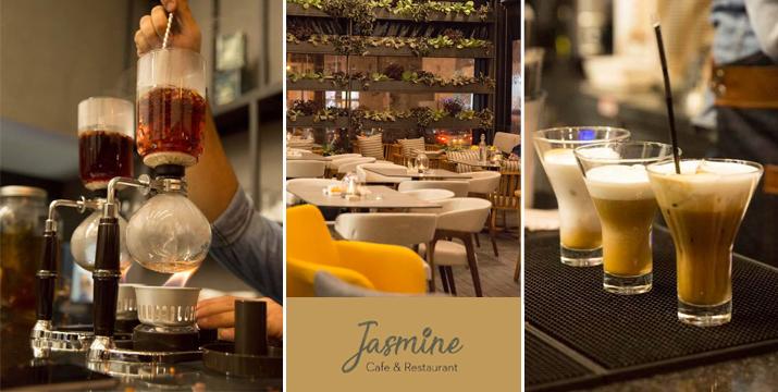 Jasmine Coffee and Restaurant Lakatamia