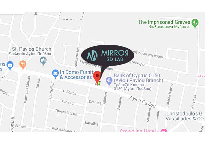Mirror 3D Lab - Cyprus - whatsoncyprus.co