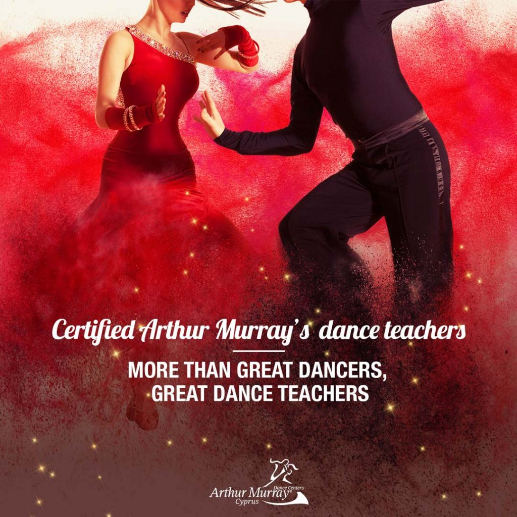 Arthur Murray Dance Centers whatsoncyprus