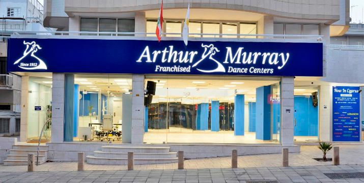 arthur murray whats on cyprus