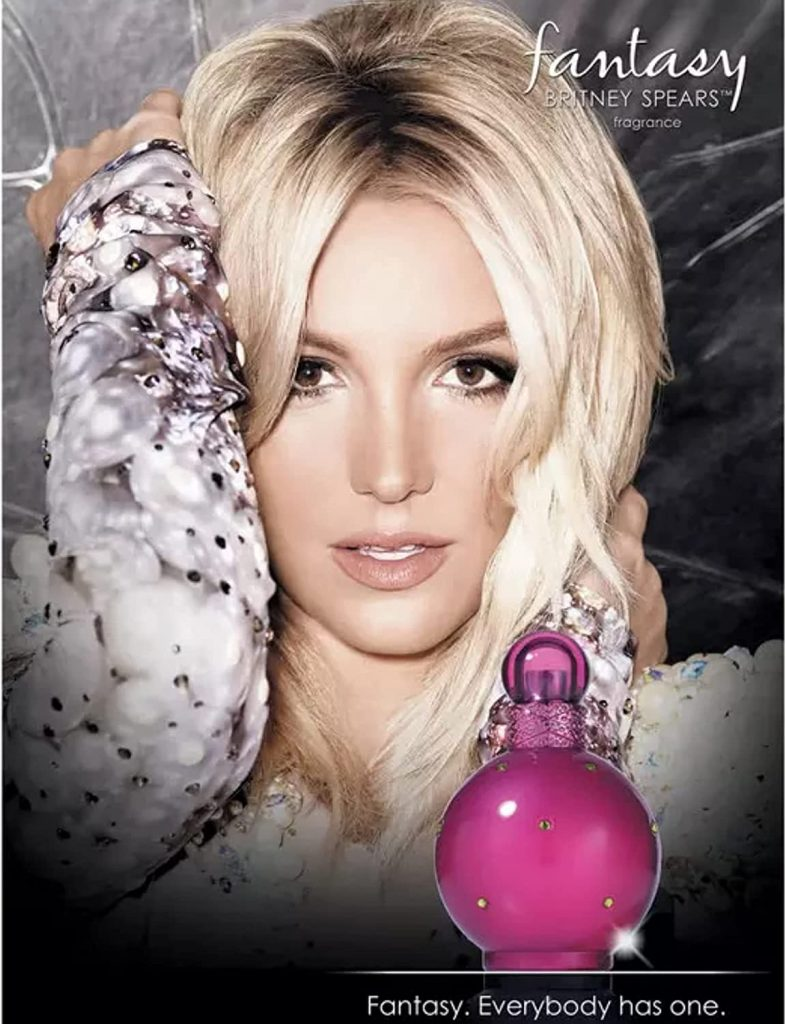 Γυναικείο Άρωμα Britney Spears Fantasy eau de parfum 100ml cyprus perfumes