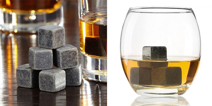 Παγάκια που δεν λιώνουν ποτέ - Σέτ 9 τεμαχίων - Whisky Stones cyprus