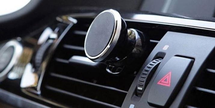 Βάση Κινητού Αυτοκινήτου Μαγνητική - Magnetic Mobile Phone Car Base - Mobile Car Holder Cyprus