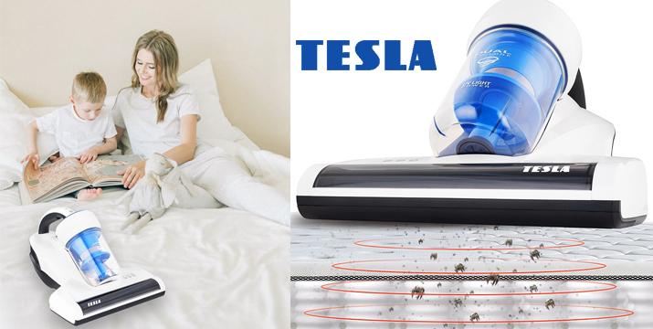 Tesla Lifestar UV550 Ηλεκτρική σκούπα χειρός, Αντιαλλεργιογόνα 3-in-1 - tesla lifestar uv550 hand-held antibacterial vacuum cleaner with uv-c lamp cyprus